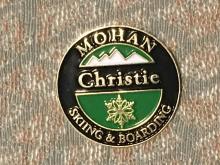 Mohan Christie Personal Achievement Award Pin.