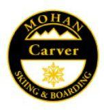 Mohan Carver Personal Achievement Award Pin.  Links at least four turns on groomed slopes where the end of one carved turn and the start of the new carved turn in less than six feet.